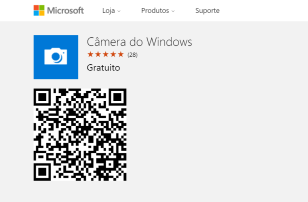 camera do windows