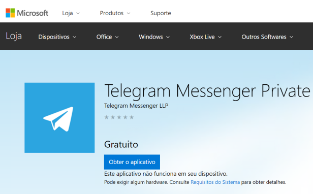 telegram-private