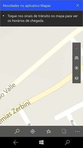 mapas trânsito